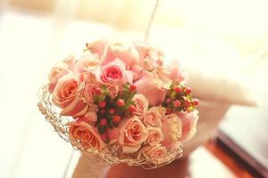 flores do casamento