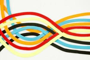 conexão metafórica de corda