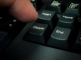 teclado foto