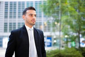 retrato de homem de negócios foto