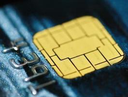 fundo do cartão de crédito foto