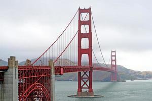 ponte golden gate, são francisco foto