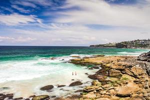 praia de bronte foto