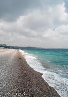 de praia foto