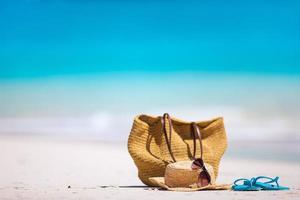 férias na praia foto