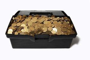 as moedas