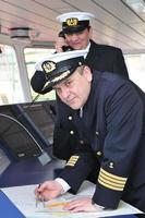 oficiais de navegação foto