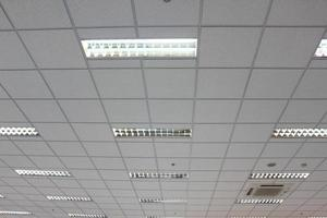 teto do escritório foto