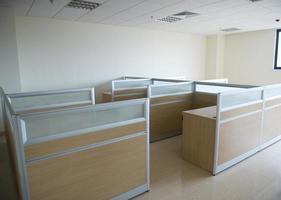 escritório vazio foto