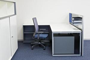 interior do escritório foto