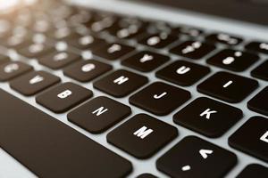 teclado notebook foto
