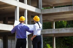 arquiteto gerente de construção