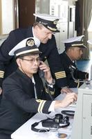oficiais de navegação