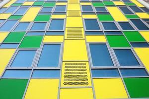 edifício de escritórios moderno foto