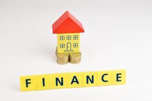 finanças domésticas foto