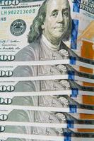 dólar americano foto