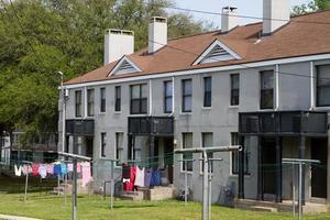 habitação de baixa renda foto