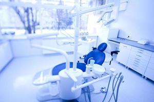 clínica dentária foto