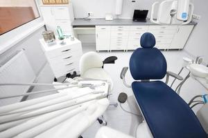 consultório dentista, equipamentos foto