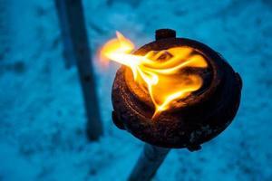 jarra de fogo