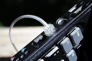 conexão de internet