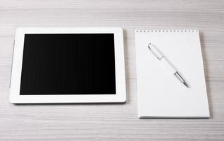 tablet digital foto