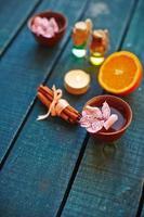 fragrâncias para spa foto