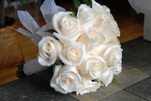 buquê de rosas foto