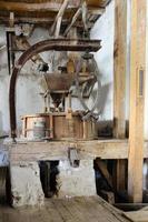 antigo moinho de farinha eu foto