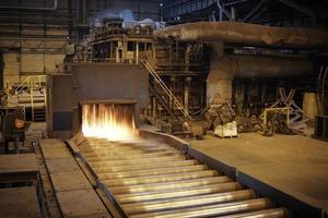 Moinho de aço