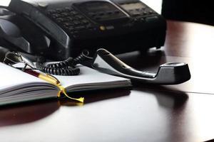 pegue o telefone na área de trabalho