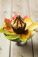 cupcakes fogueira foto