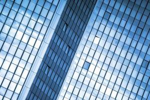 moden escritório comercial edifício windows repetitivo padrão foto
