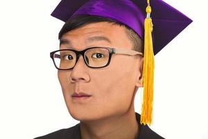 graduação masculina foto