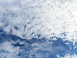 nuvens cirros foto