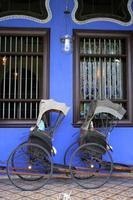 cheong fatt tze mansão, penang, malásia foto