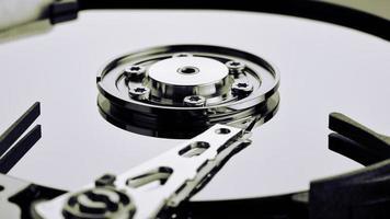 disco rígido do computador (hdd) foto