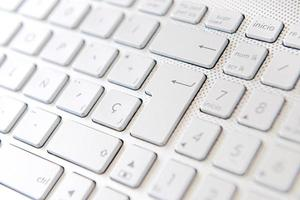 teclado de computador pc foto