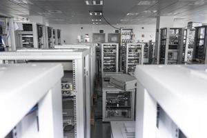 Centro de dados foto