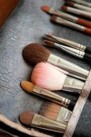 maquiagem escova