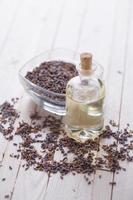 óleo essencial de aroma foto