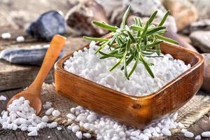 banho de sal foto