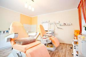 salão de massagens foto