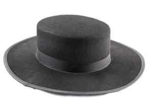 chapéu espanhol