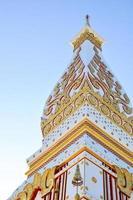 templo na tailândia foto