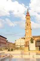 catedral de zaragoza foto