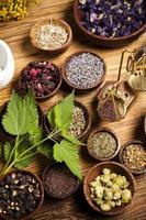 Medicina natural foto