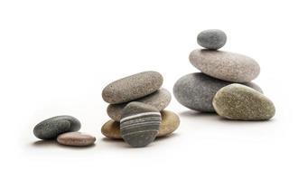 conjunto de pedras foto