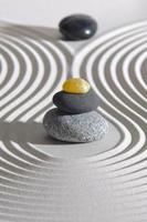 jardim zen japonês foto