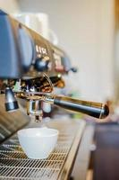 máquina de café foto